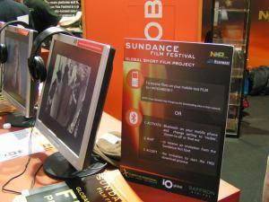 Sundance stánek