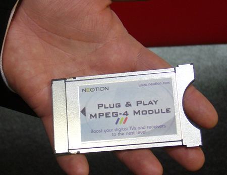 IPTV modul