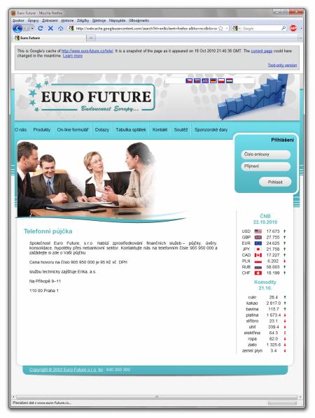 Euro Future