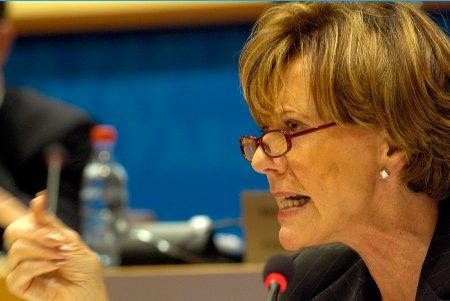 Komisařka Neelie Kroesová