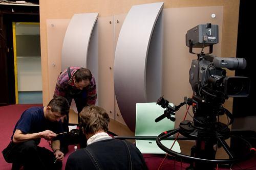 Návštěva TV Barrandov - 10