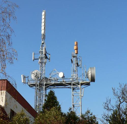 Vysílač Brno - Barvičova po výměně antény