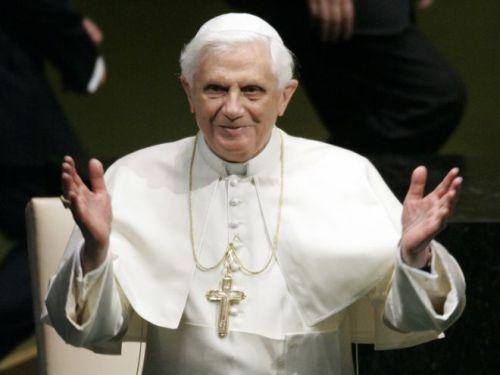 Benedikt XVI. - vaticandiplomacy.wordpress.com