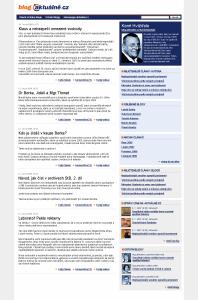 Aktuálně.cz - blogy