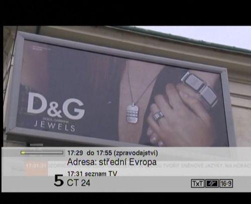TechniSat DigitSat 1 kanály