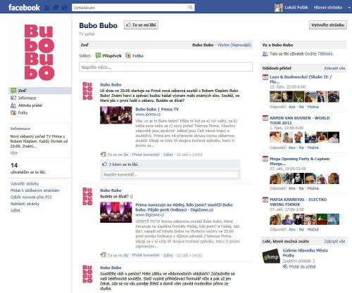 Bubo Bubo - Facebook - Prima
