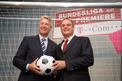 IPTV Bundesliga podpis