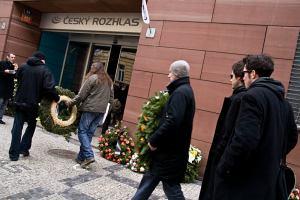 Demonstrace ČRo 29.1.2009 - 2