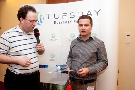 3.místo Creative Communication Award - eM Client - Jaroslav Javo