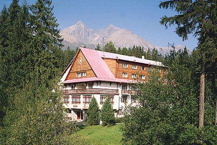 Tatranský hotel - větší