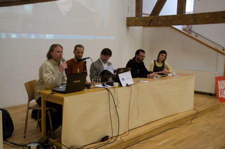 Tisková konference u příležitosti představení české verze CC