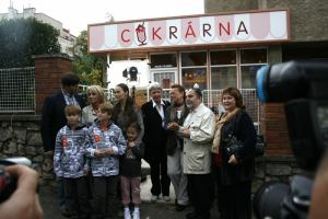 ČT - seriál Cukrárna - 5