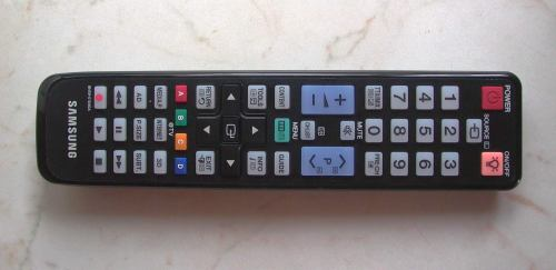 Samsung LE40C750 dálkový ovladač