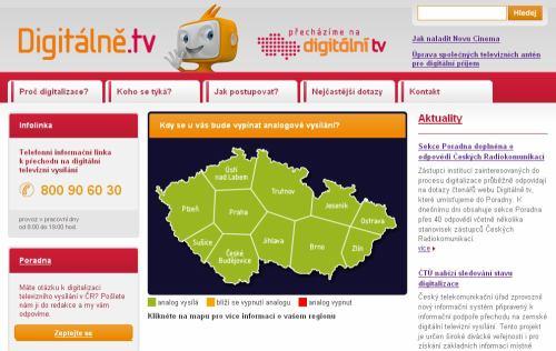web Digitálně.tv