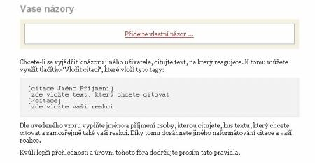 diskuse Novinky.cz 1