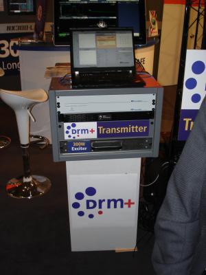 DRM+ experiment Rakousko