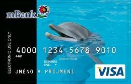 Platební karta Visa k eMAX