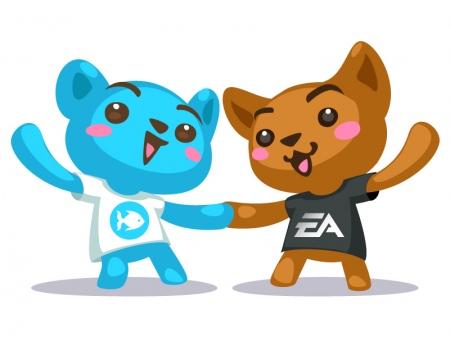 EA a  Playfish