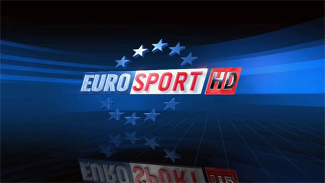 Eurosport HD obrazovka
