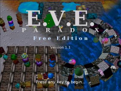 EVE Paradox 1