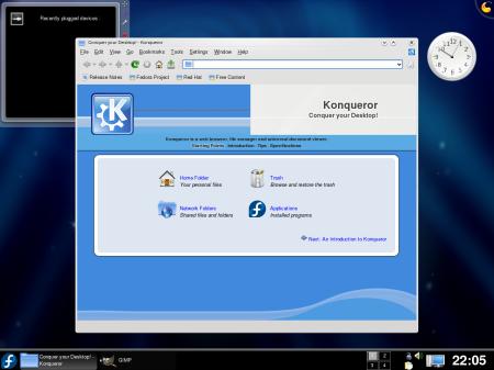 F9 KDE4