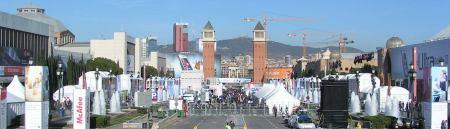 3GSM Barcelona wide
