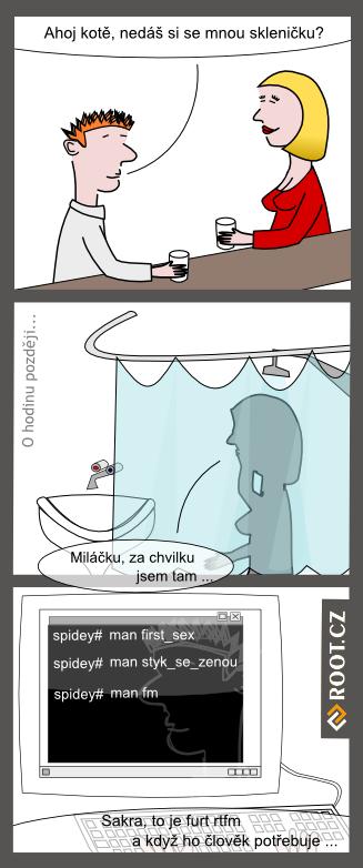koláž dívka orgie