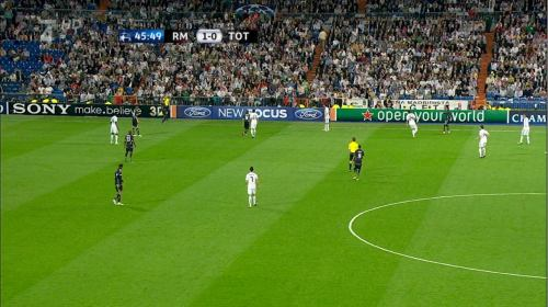 DVB-T2 - fotbálek
