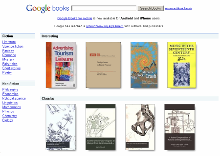 Google book search 1