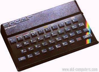 Počítač ZX Spectrum