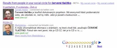google-buzz-ve-vyhledavani