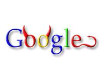 Google ďábel