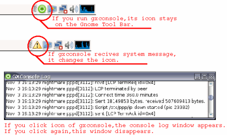 GXconsole