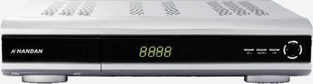 Handan CX-6000 DVR zepředu