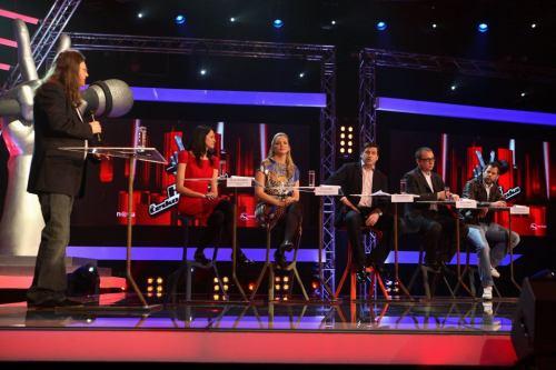 Tisková konference TV Nova - jaro 2012