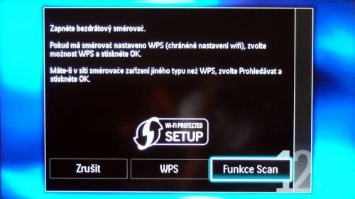 Philips 9705 instalace - bezdrát