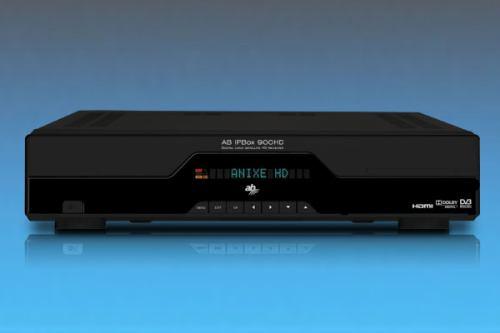 AB IPbox 900HD predni