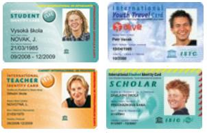 ISIC karty