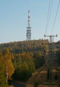 Vysílač Jedlová hora