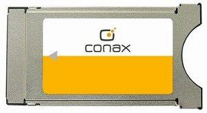 DVB-C - CA modul Conax