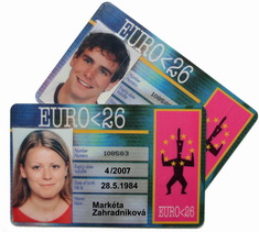 Karta mladeze Euro 26
