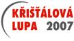 Logo -  Křišťálová Lupa 2007