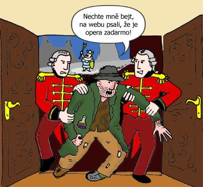 Komiks - opera