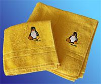Sada osuška + ručník - náhled