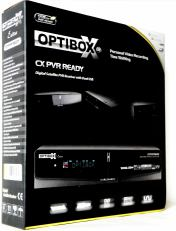 OptiboX CX PVR READY krabice