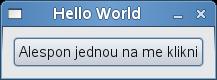 Hello World Linux