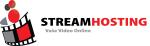 Streamhosting - logo