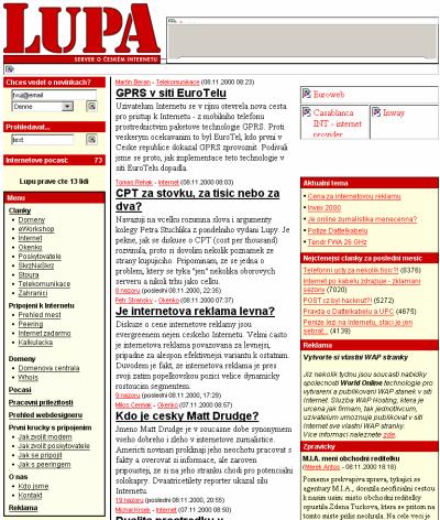 Lupa 11/2000