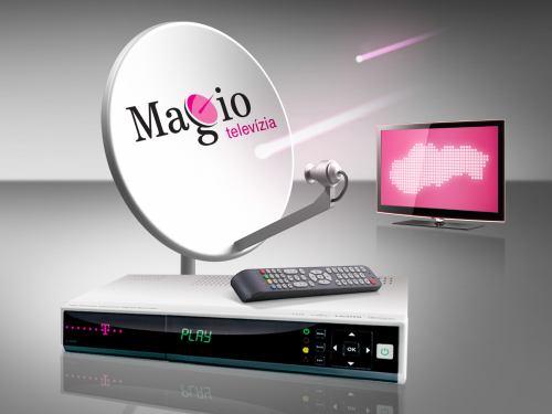Magio TV obrazek spotu