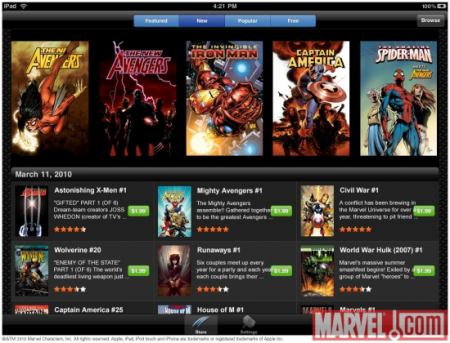 marvel-on-ipad